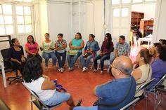 Segundo taller de Masaje Terapéutico Integral impartido por el IMAO de Tehuantepec
