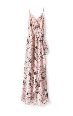 A gorgeous floral maxi is on the top of my list, similar to this style from Banana Republic Factory Store. - Meghan #TangerMom #TangerOnTheGo Blog: snip.ly/sfnxn