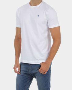 Camiseta Básica Aleatory Branca - http://www.compramais.com.br/masculino/camisetas/camiseta-basica-aleatory-branca/