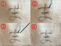 幼稚園の入園準備に名前を刺繍でつける方法!簡単なやり方は? | 育児 ... 353