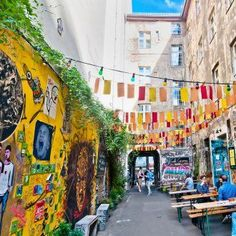 City guide: The best addresses in Berlin – … - Travel Ideas Berlin Street, Berlin City, Street Art, Berlin Berlin, London Travel Guide, Berlin Travel, Gratis In Berlin, 2 Days In Berlin, Berlin Highlights