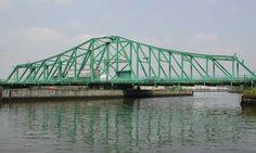 Grand Street Bridge, Newton Creek, Williamsburg, Brooklyn, NY