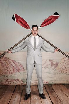 Men's Spring Suits Modeled by Athletes - WSJ. Magazine - WSJ