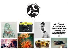 Jessica Allen Photography logo by reyalejandro