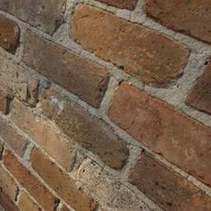 Enhance your kitchen with a brick finish.