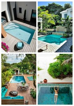 main Plunge Pools You'll Never Want To Leave