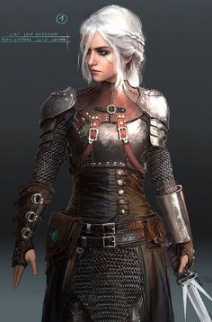 I love this look for Ciri wish it had been an option #TheWitcher3 #PS4 #WILDHUNT #PS4share #games #gaming #TheWitcher #TheWitcher3WildHunt