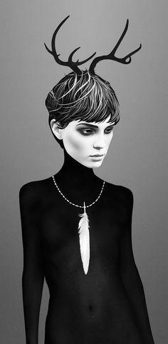 ☆ The Cold :→: Artist Ruben Ireland ☆