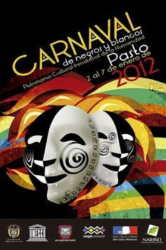Carnaval Blancos  Ngros- Pasto Colombia