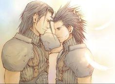 Angeal & Zack