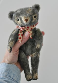 Welcome to jennifer murphy bears Needle Felted Animals, Felt Animals, Softies, Plushies, Jennifer Murphy, Antique Teddy Bears, Mishka, Love Bear, Bear Doll