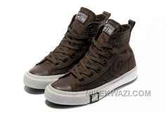http://www.nikekwazi.com/brown-converse-high-tops-chocolate-all-star-canvas-shoes.html BROWN CONVERSE HIGH TOPS CHOCOLATE ALL STAR CANVAS SHOES Only $60.00 , Free Shipping!