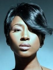 Short Hairstyles for Black Women - Your hair is a mess and you long for a quick makeover? Then youll be surprised how many hairstyles would complete your look and at the same time match the string texture of African American hair. Choose your new look from these short hairstyles for black women.