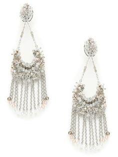 Swarovski Jewelry Renewal Clip On Earrings