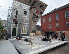 The Making Of | A 19th-Century Victorian House in London, Built With Mirrors - NYTimes.com