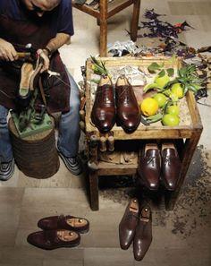 Kiton shoes.