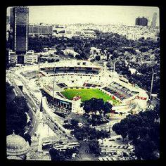 turkey istanbul besiktas inonu stadium