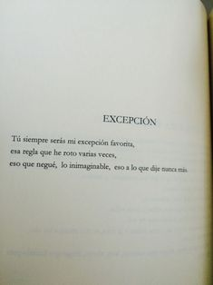 the only exception. Poetry Quotes, Book Quotes, Words Quotes, Me Quotes, Sayings, More Than Words, Some Words, Frases Love, Love Phrases