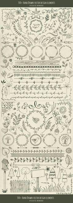 Five gabillion doodles #bulletjournal