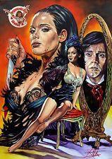 Dr Jekyll & Sister Hyde (1971) Art work by Rick Melton