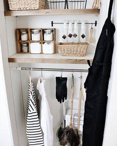 気になる洗濯機まわりの収納。スッキリ収納を実現する15のポイント | folk