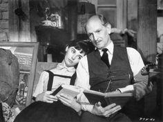 The Diary of Anne Frank 1959.  Joseph Schildkraut, Millie Perkins,