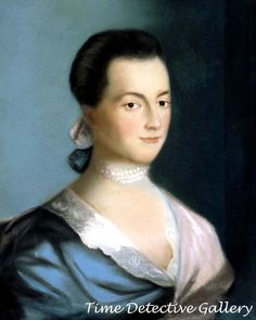 Catharine (Kate) Moore Barry - Revolutionary War Spy for Washington