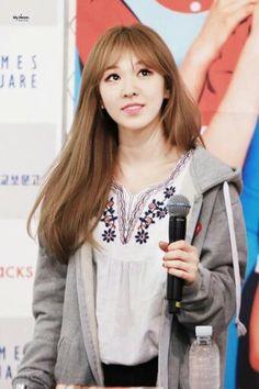 Red Velvet Wendy