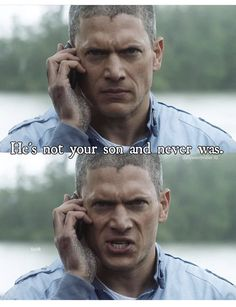 I am gunna miss prison break and Michael Schofield so much please don't be the last series