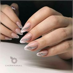 Cute Nail Art Designs Ideas for Stylish Girls - Page 20 of 20 - nägel - Unhas Cute Nails, Pretty Nails, My Nails, Nail Polish, Nail Manicure, French Nails, Nailed It, Cute Nail Art Designs, Latest Nail Art