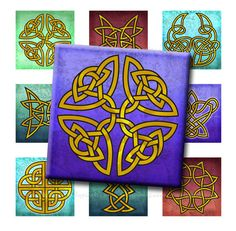 Celtic Designs - download & print