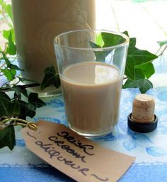 """Homemade Baileys Irish Cream:   """"This tastes just like the store-bought version. I make it every year, before Christmas, to give as gifts (and of course to keep some for ourselves!)."""" -LifeIsGood"""