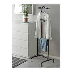 MULIG Kleiderständer - schwarz - IKEA