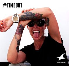 Give the routine a rest. #FastrackTimeOut