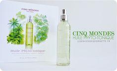 L'huile Phyto-tonique de Cinq Mondes #concours Phyto, Water Bottle, Dream Bedroom, Pageants, Oil, Water Bottles