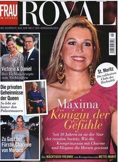 2012: Maxima von Holland