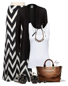 """Fall Maxi"" by lagu ❤ liked on Polyvore"