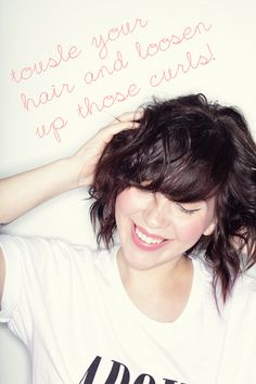 keiko lynn: Wavy Hair Tutorial (For Short Locks)