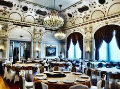Gundel Restaurant, Budapest