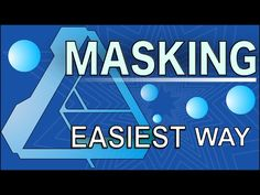 This video is to help out everyone that just wants to mask the way we all think masking should work. Inkscape Tutorials, Art Tutorials, Affinity Photo, Affinity Designer, Web Design, Graphic Design, Digital Art Tutorial, Photoshop Tips, Photo Tutorial