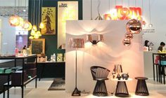 10 most amazing brands in Maison&Objet2014-Tom Dixon. http://www.designcontract.eu/products/10-most-amazing-brands-in-maisonobjet-2014/