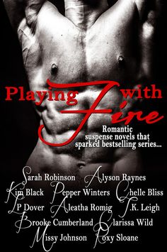 Be My Book Boyfriend: ✣ PLAYING WITH FIRE Anthology Release Blitz and Gi...