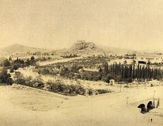 Αθήνα, περιοχή Ζαππείου, 1890