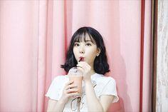 Kpop Girl Groups, Kpop Girls, Korea Street Style, Jung Eun Bi, Collections Photography, Pastel Portraits, Summer Rain, G Friend, Fantasy Girl