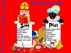 gratis e-cards versturen - Sinterklaas - Verlanglijstje van Sint en Piet