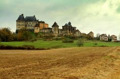 Le chateau.....Tourliac, France