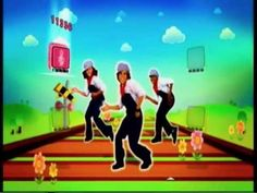 Just Dance Kids I've Been Working on the Railroad 2:40