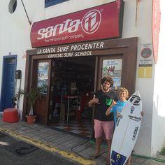 #radiante #energía la que tiene nuestro Team rider @cristian_portelli y con su nueva @phippssurf aún más !!# keep going !!!! #KEEPGOING!!! @lasantaprocenter @lasantasurf  http://ift.tt/SaUF9M #surfshop #surfstore #surfschool #surfschoollanzarote #lasantasurfprocenter #lasantasurf #lasantaprocenter #famara #lanzarote #surfshoplanzarote #surfstorelanzarote @jamtraction