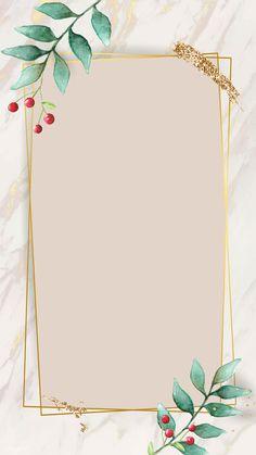 Christmas golden rectangle frame on beige background mobile phone wallpaper vect. Gold Wallpaper Background, Framed Wallpaper, Fall Wallpaper, Beige Background, Pastel Wallpaper, Wallpaper Backgrounds, Iphone Wallpaper, Christmas Images, Christmas Themes