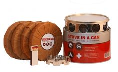 Stove In A Can - Emergency Preparedness - Emergency & Survival